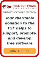 Join Free Software Foundation