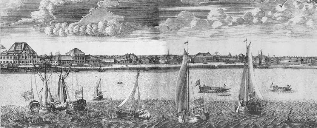 1711. Петербург