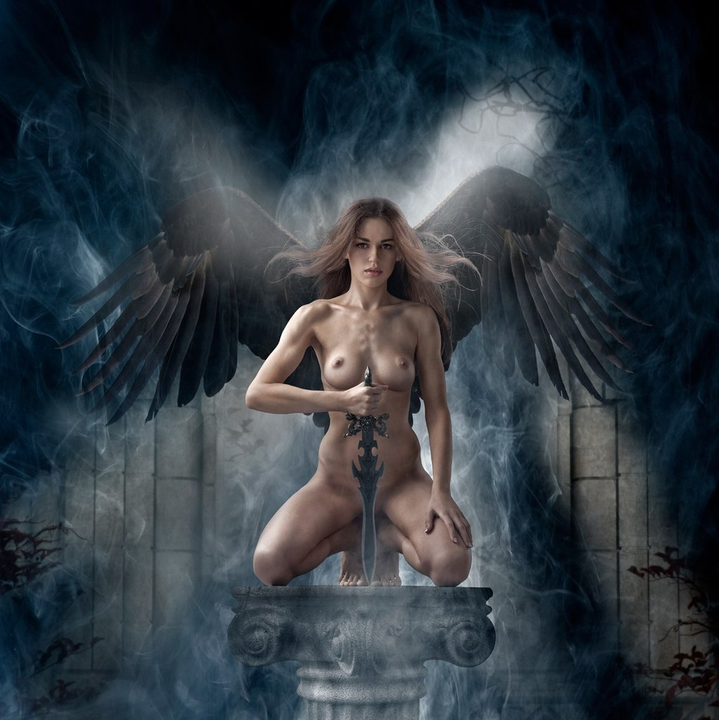 Прикосновение ангела эротика #5