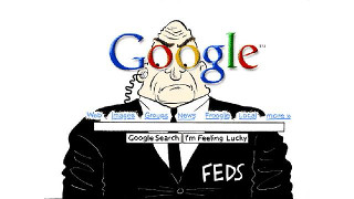 Fed Agent behind Google