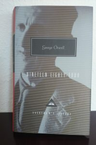 "Picture of George Orwell's ""Nineteen eighty-four"""