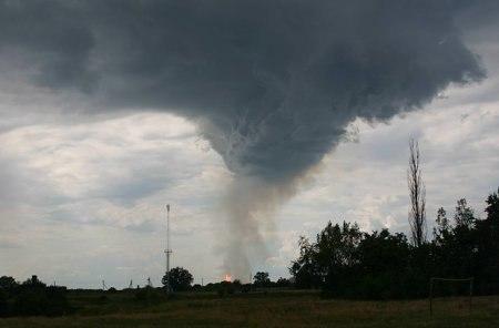 Ukraine Gas Pipeline Blown Up