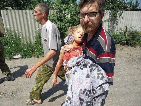 Ukraine civilian casualties