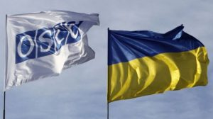 OSCE-Ukraine-flag