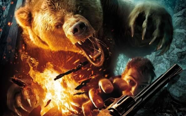 scary russia bear