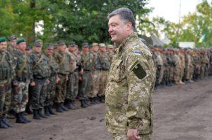 UKRAINE-RUSSIA-CRISIS-POLITICS-MILITARY-POROSHENKO
