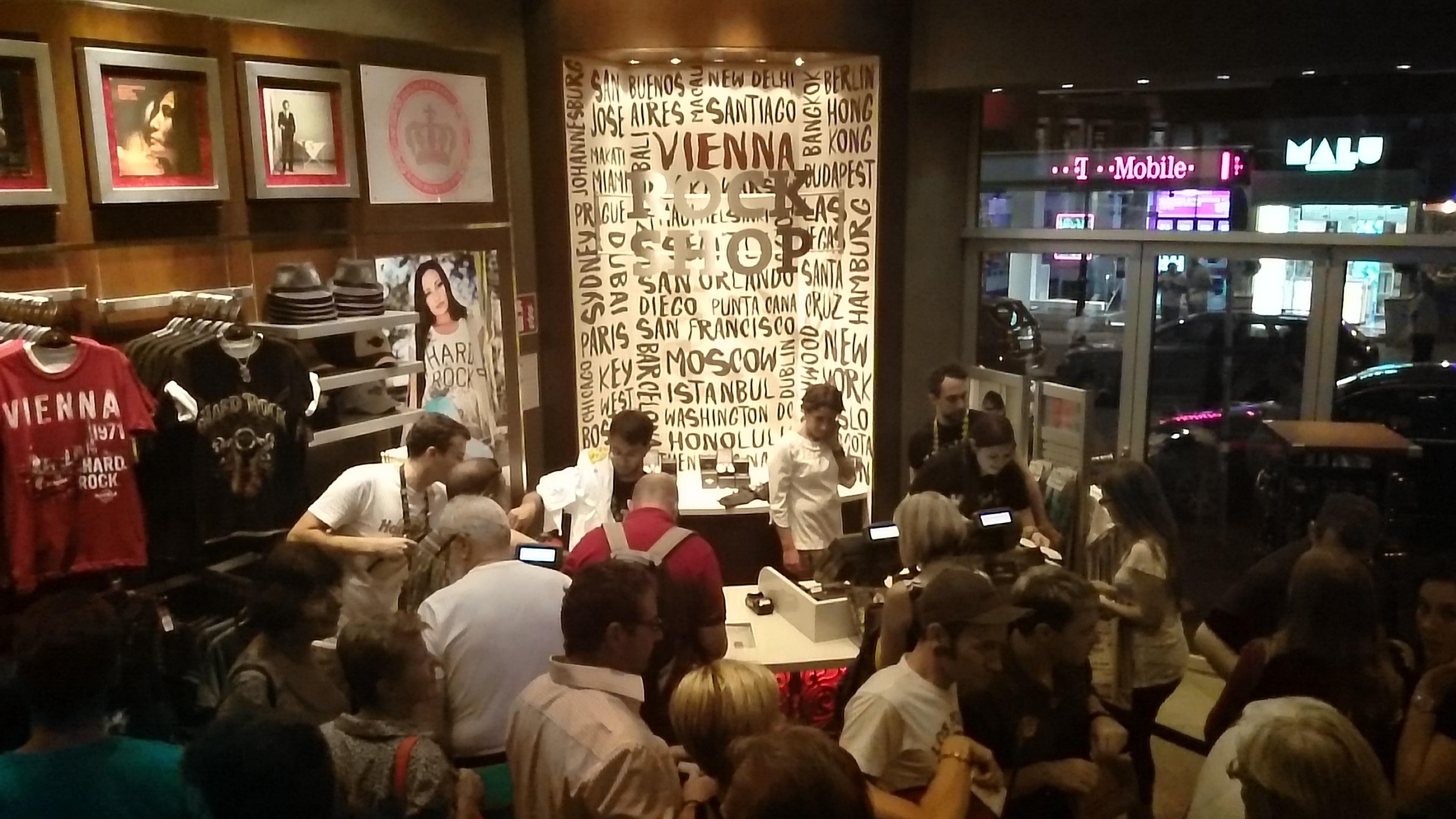 Wien Hard Rock Cafe