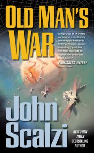 John Scalzi. Old Mans War